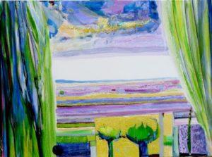 Jardin de Giani 130 cm x 97 cm 2011