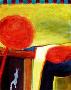 Du côté de chez Moreno 50 cm x 40 cm 2011