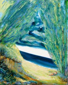 Du côté de chez Milos 50 cm x 40 cm 2011