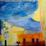 Du côté de chez Naëmie 100 cm x 100 cm 2012