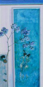 Chez Jinko et Kahori 60 cm x 30 cm 2012