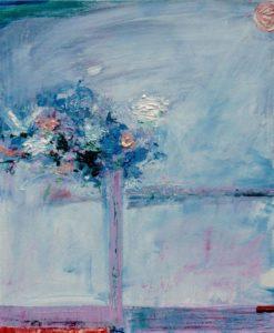 Ton bouquet prépare le paysage 65 cm x 54 cm 2012