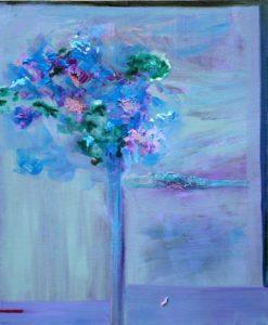 Ton bouquet prépare le jour 61 cm x 50 cm 2012