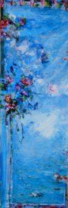 Tes fleurs ont des désirs 60 cm x 20 cm 2013