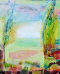 Chez Daphnis, un matin 55 cm x 46 cm 2013