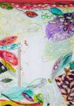 Le jardin d'Armentine 116 cm x 81 cm 2005