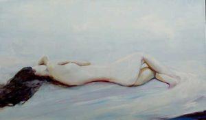 Suite Mishima, un matin 55 cm x 33 cm 2013