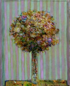 Combien a t on fait aux fleurs d'étranges confidences votre bouquet Antoinette en sait beaucoup trop 46 cm x 38 cm 2013