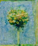 Malgré la pluie, ton bouquet nous souriait 46 cm x 38 cm 2013