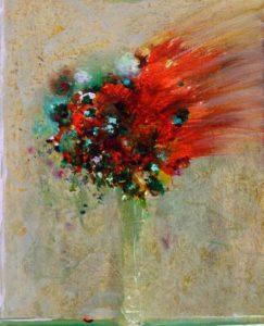 Nouveau bouquet pour mon père 41 cm x 33 cm 2013