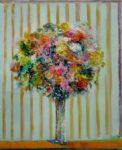 Un après midi vers 16h40 quand ton bouquet se prenait pour un voleur de saison 46 cm x 38 cm 2013