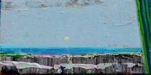 Petit paysage sans parole 40 cm x 20 cm 2014