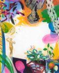 Le Jardin d'Aure 100 cm x 80 cm 2006