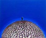 Une vie sans utopie devient-elle irrespirable ? 65cm x 54cm 2015