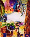 Jardin de Bora 100 cm x 81 cm 2006