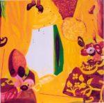 Jardin de Cephas 120 cm x 120 cm 2007
