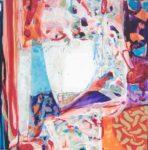 Jardin d'Anne 100 cm x 100 cm 2007