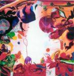Jardin de Chaba 100 cm x 100 cm 2007