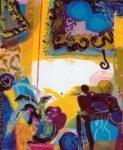 Jardin de Cacilia 61 cm x 50 cm 2008