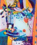 Jardin de Cira 100 cm x 81 cm 2008