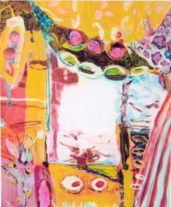 Jardin de Chédia 100 cm x 81 cm 2008