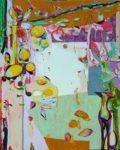 Jardin de Clifford  162 cm x 130 cm 2008