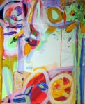 Jardin de Clarelle 100 cm x 81 cm 2008