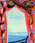 Jardin de Cyraque 100 cm x 81 cm 2008