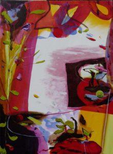 Jardin de Clarelle 2 73 cm x 54 cm 2008