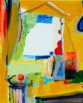 Jardin de Dolaine 61 cm x 50 cm 2009