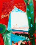 Jardin de Donatelle 100 cm x 81 cm 2009