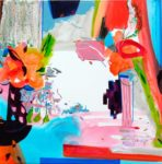 Jardin de Dona 80 cm x 80 cm 2009