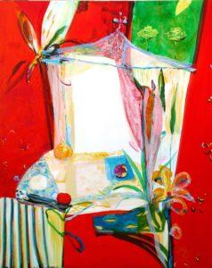 Jardin d'Enzo 162 cm x 130 cm 2010