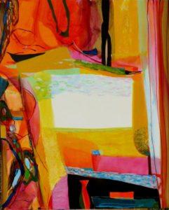Jardin d'Etem 100 cm x 81 cm 2010