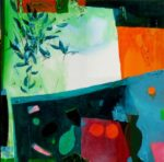 Jardin d'Etoré 120 cm x 120 cm 2010