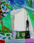 Jardin d'Evan 81 cm x 100 cm 2010