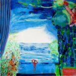 Jardin de favien 50 cm x 50 cm 2010