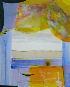 Jardin de Fauzi 162 cm x 130 cm 2010