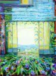 Jardin de Guelia 116 cm x 89 cm 2011