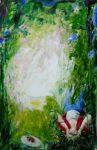 Jardin de Fortuna 100 cm x 65 cm 2011