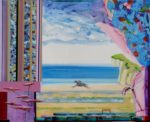 Jardin de Ganael 100 cm x 81 cm 2011
