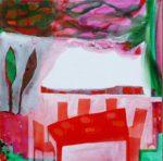 Jardin de Giada 60 cm x 60 cm 2011