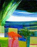 Jardin de Gin 50 cm x 40 cm 2011