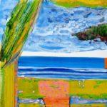 Jardin de Giovanna 50 cm x 50 cm 2011