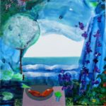 Jardin de Gilada 100 cm x 100 cm 2011