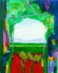 Jardin de Giang 100 cm x 81 cm 2011
