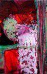 Le jardin d'Hafsa 41 cm x 27 cm 2011