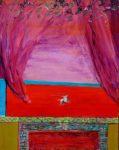 Le jardin d'Hamir 92 cm x 73 cm 2011