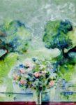 Le jardin d'Irma 73 cm x 54 cm 2012