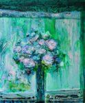 La bague que tu cherches est posée prés du vase 65 cm x 54 cm 2012